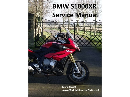 Marks Manual S1000XR
