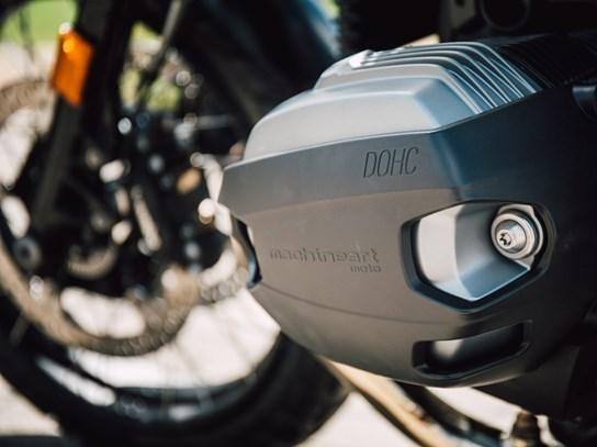 MachineArt X-Heads for DOHC models (pair) - R1200GS/Adv/R/RT, R NINE T, Scrambler, Racer, Pure, Urban GS