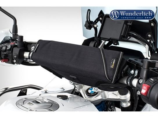 Wunderlich Handlebar Bag  R1200GS/Adv. all years, F650twin/700/750GS/800GS/850GS,G650GS,R1200R LC, R1200GS LC/adv, R1250GS/R,R1250 Adv,S1000XR