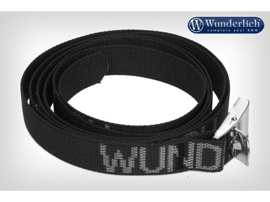 Wunderlich tie down strap (200cm long) each (black)