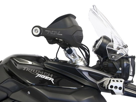 ADVance Guards to fit Triumph Tiger 800XC/XR/XCA, Explorer 1200