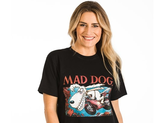 Ogri Mad Dog T shirt - XX LARGE