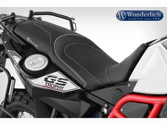 Wunderlich Aktivkomfort seat F650GS (twin)/700GS/800GS low – black