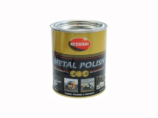 Autosol metal polish (tin)