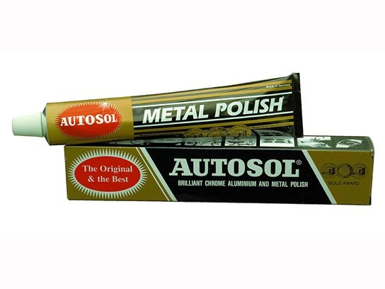 Autosol metal polish (tube)