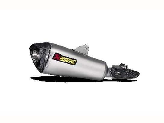 Akrapovic silencer-Titanium sleeve R1200R LC, R1200RS LC