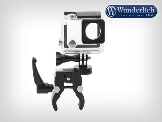 Wunderlich camera holder for round tubes