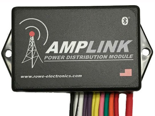 Amplink Power Distribution Module WITH Bluetooth and 3rd trigger