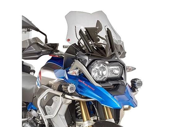 GiVi Sports screen (tint) R1200GS LC (2016 on), R1200 Adventure LC (2016 on), R1250GS