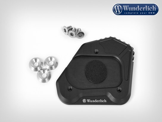 Wunderlich side stand enlarger F750GS/850GS/Adventure FOR LOWERED BIKES