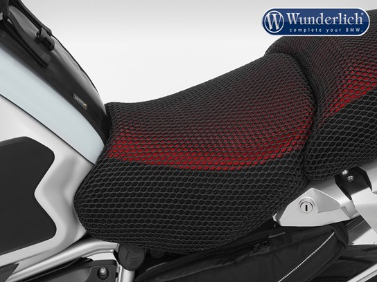 Cool seat cover R1200GS LC/1200 Adventure, R1250GS/Adventure FRONT
