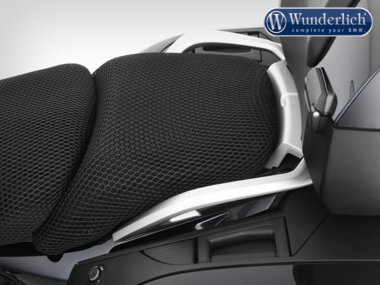 Cool seat cover R1200RT LC, R1250RT REAR