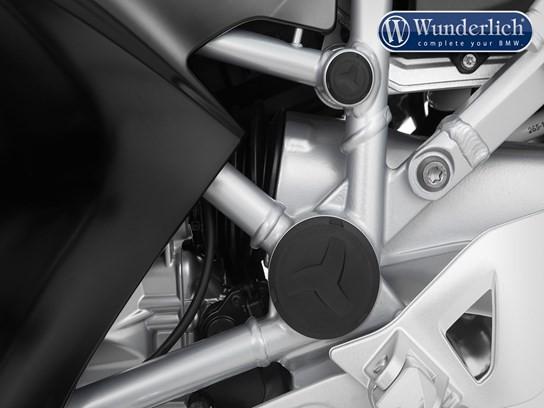 Wunderlich frame bung set black R1200RT LC/1250RT (5 pieces)