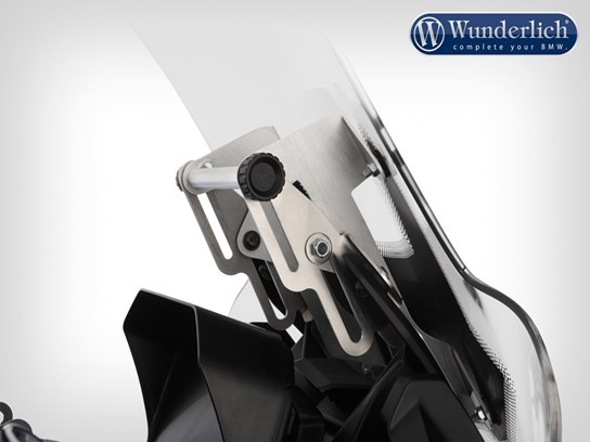 Wunderlich screen adjustment for F750GS/850GS