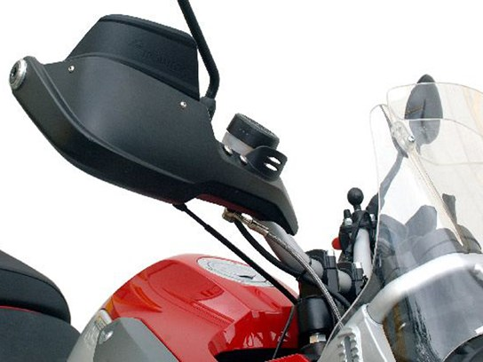 Touratech hand protector spoilers (pair) - R1150GS/Adventure,,R1200GS  (to '07)