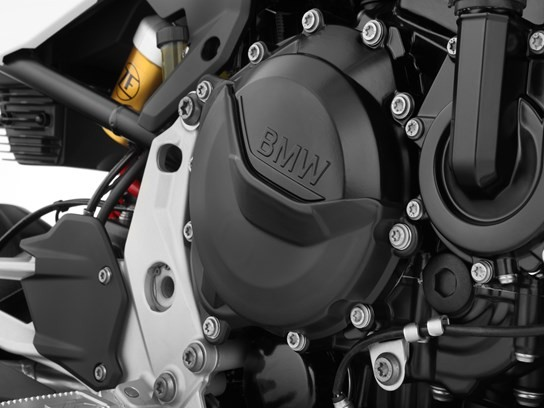 Wunderlich clutch and alternator protection F750GS/850GS/850 Adventure, F900R/XR