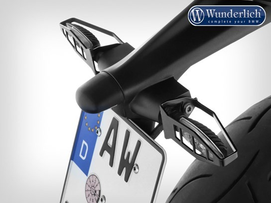 Wunderlich indicator protectors SHORT  (pair) R1200GS LC/1250GS and more