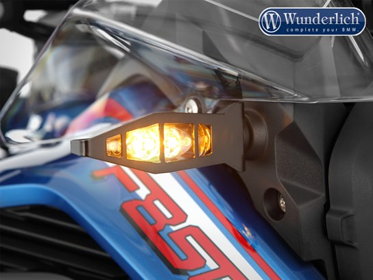 Wunderlich indicator protectors SHORT (each) R1200GS LC and more