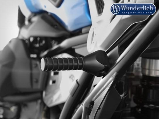 Wunderlich lifting lever black R NINE T (all models except Racer)