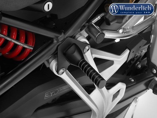 Wunderlich lifting lever black F750GS/850GS/Adventure