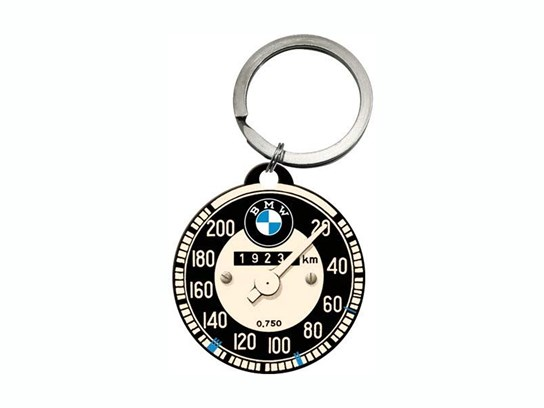 BMW key ring retro