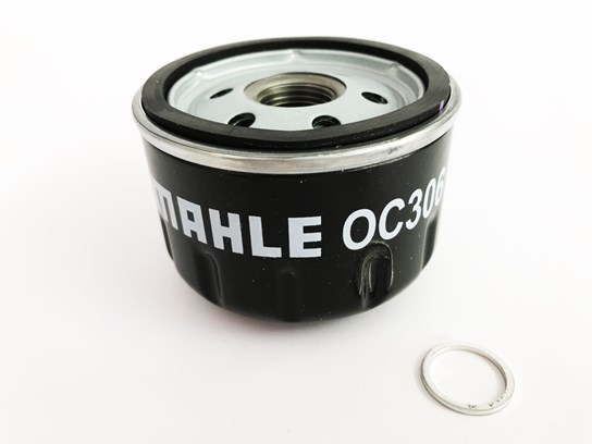 Mahle oil filter (with sump washer) R1200GS/Adv.(to 2012)/RT/ST/S/R,K1200R/S, K1600GT/GTL and more